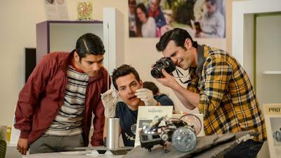 Tres idiotas, cine mexicano