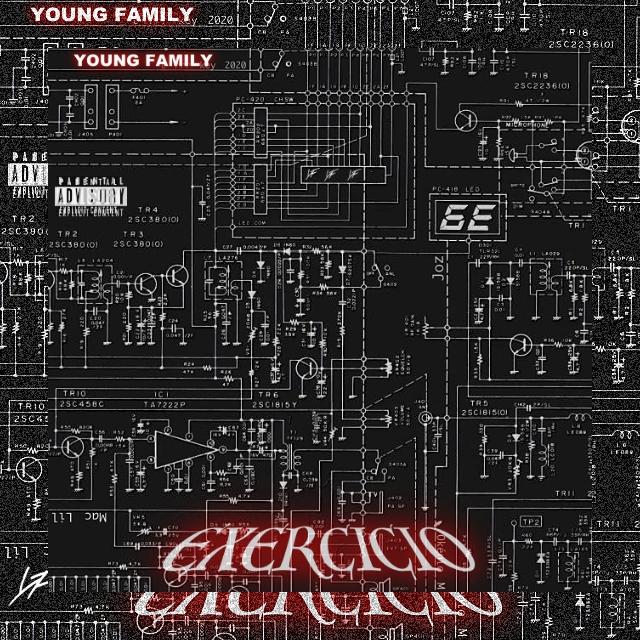 Young Familly - Exercício