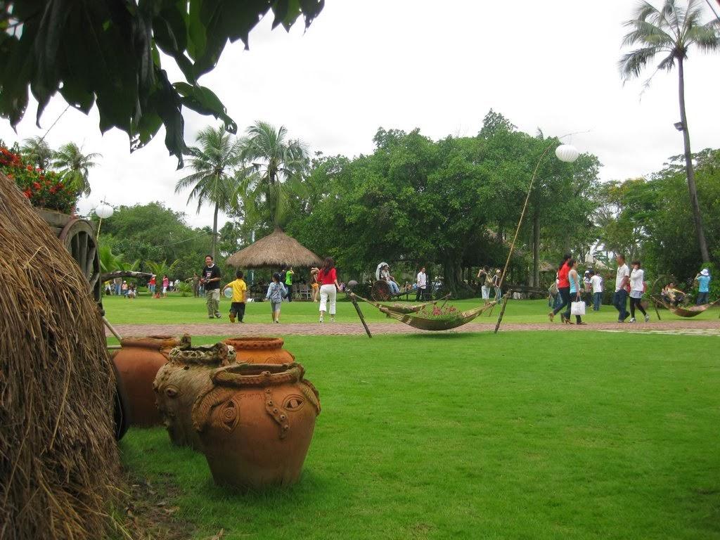 Binh Quoi tourist village 16