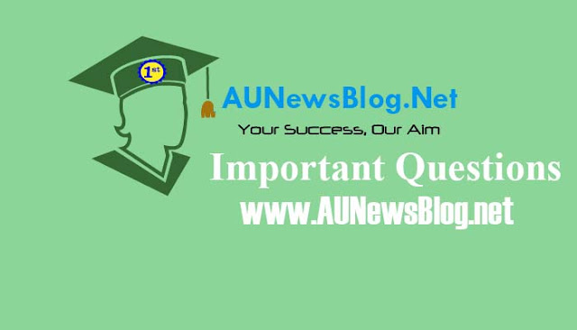 new anna university important questions