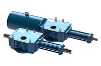 Limitorque hydraulic actuator