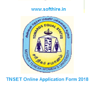 TNSET Online Application Form