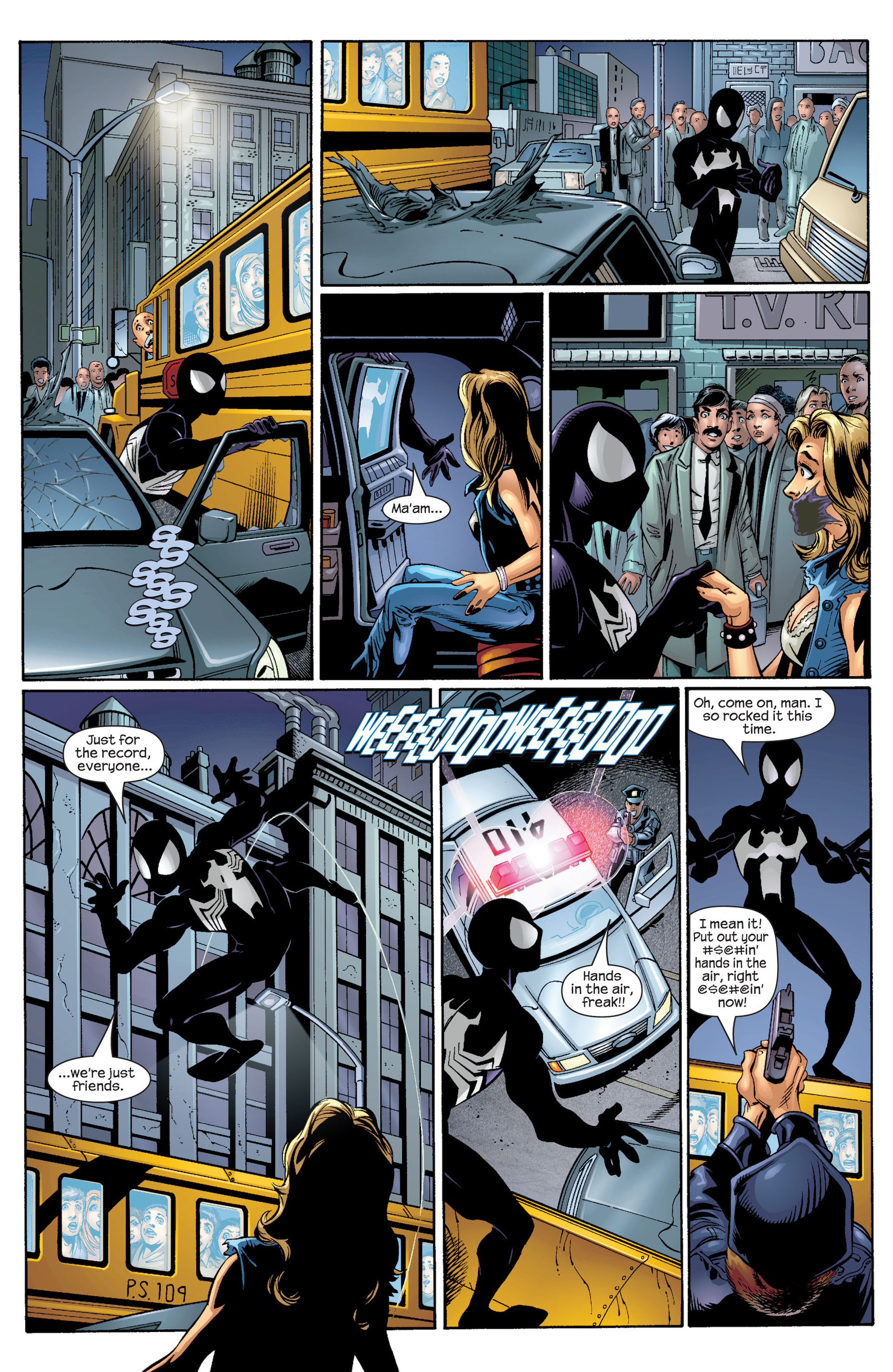 Read online Ultimate Spider-Man (2000) comic -  Issue #35 - 10