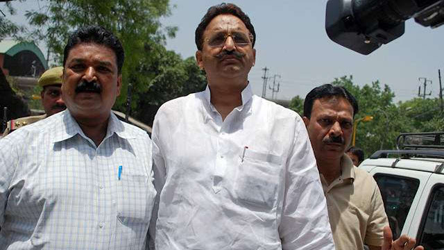 BSP MLA Mukhtar Ansari suffers heart attack in Banda jail, taken to PGI Lucknow