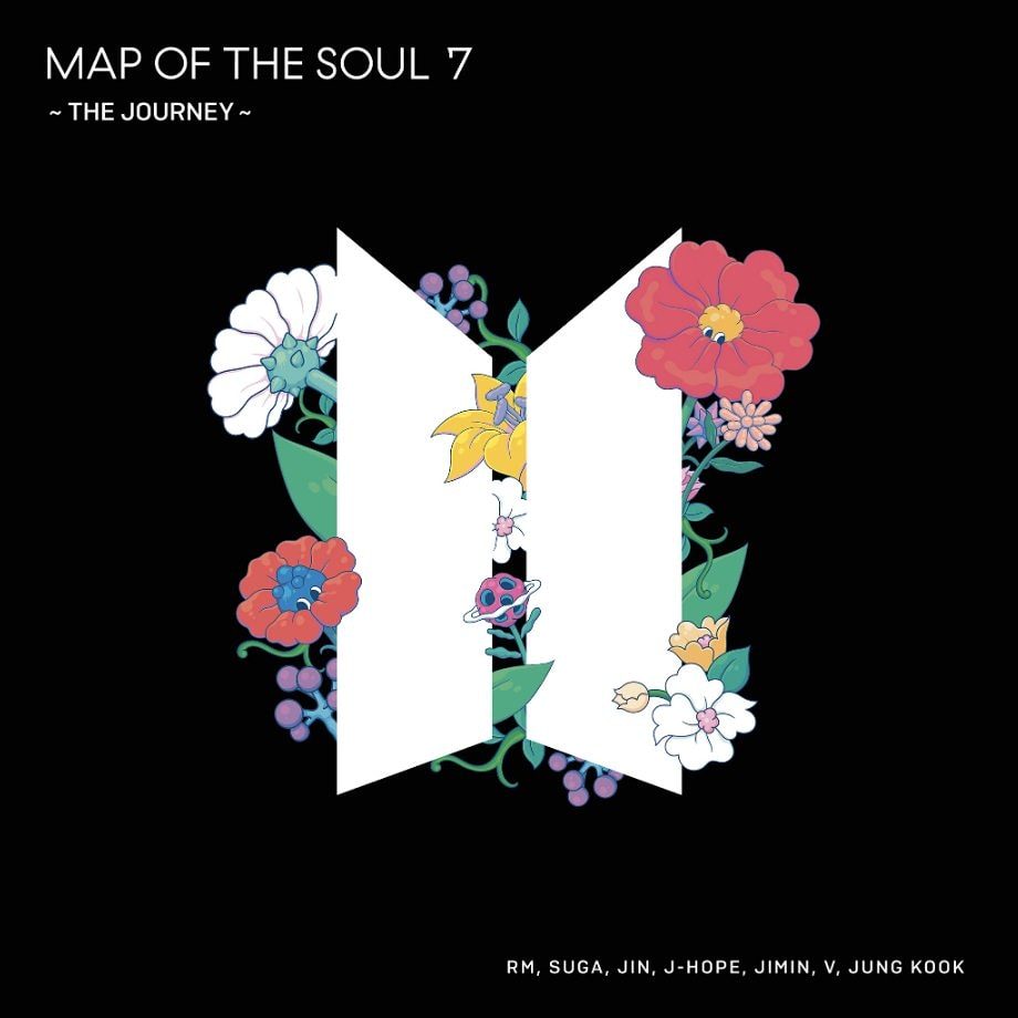 BTS - MAP OF THE SOUL : 7 ~ THE JOURNEY ~ [2020.07.15+MP3+RAR]