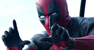 deadpool 2: imagenes del set con el antiheroe con el traje completo