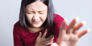 Inilah Tanda Awal Gejala Serangan Jantung Yang Kerap Terjadi Pada Wanita