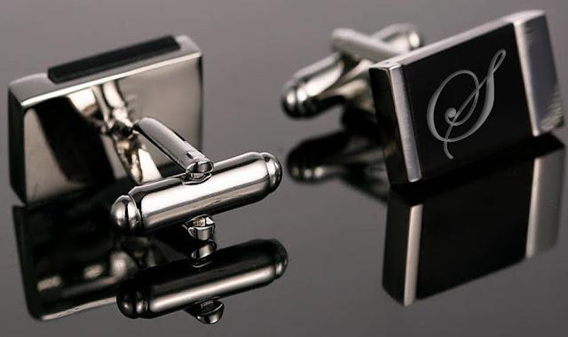 harfli kol düğmeleri