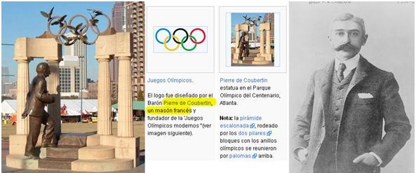 MafiaPP OE  OLIMPIADAS LONDRES 2012 LA CARA OCULTA Y SIMBOLOGIA ... 8b054ec9da072