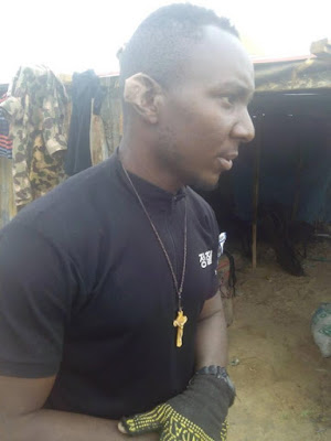 Soldier narrates how he missed death by the whiskers while fighting Boko Haram
