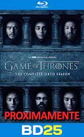 Game of thrones temporada 6 bd25