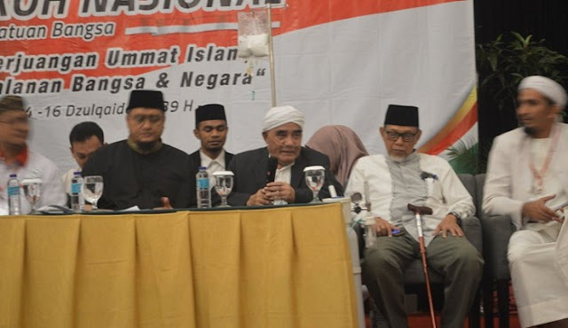 KH Muhammad Ma'shum: Hiduplah Mulia Jayakan Islam, Merdekalah dari Pemimpin Negeri Zalim