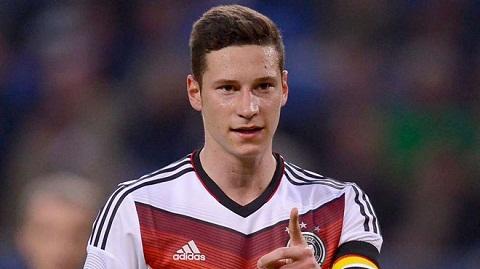 Julian Draxler đội tuyển Đức