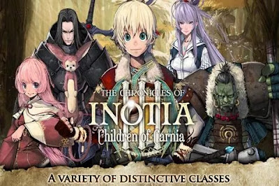 game rpg inotia 3 : children of carnia