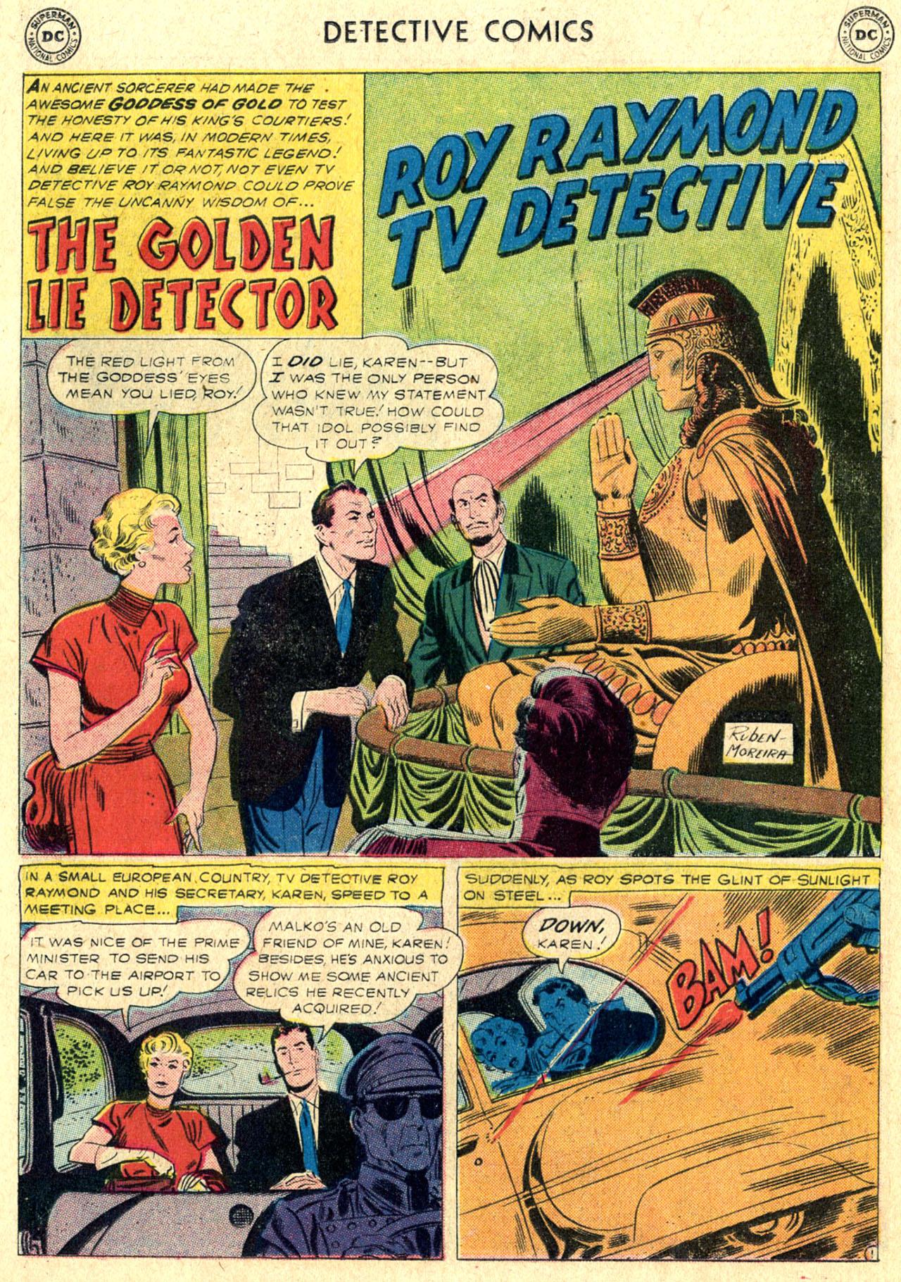 Detective Comics (1937) 264 Page 17