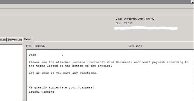 phishing-email-Locky Ransomware