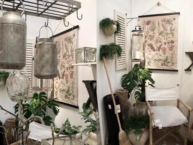 Pflanzen und Outdoorliving bei Ibi Laursen, Regiestuhl Ibi Laursen