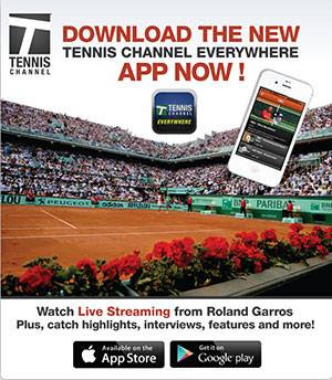 French Open Live on Mobile