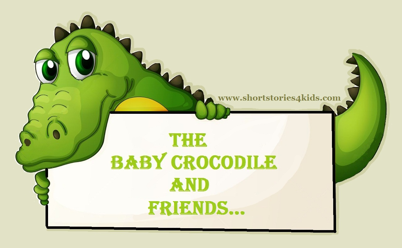The Baby Crocodile And Friends