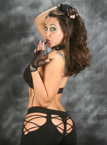 For pro wrestler daffney unger naked pics have faced