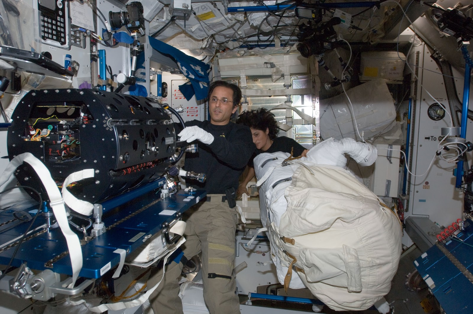 Iss Interior Best Of Great Suni Blog Spacepapermodels