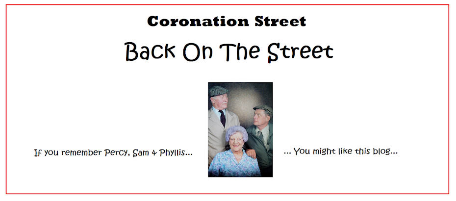 Coronation Street - Back On The Street