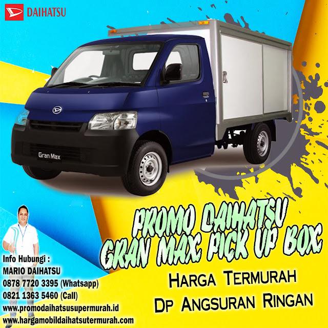 promo daihatsu gran max box