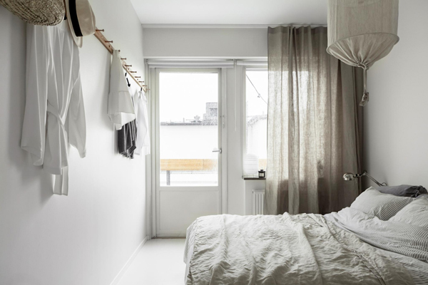 Bedroom inspiration, Fantastic Frank, styled by Josefin Haag, via Scandinavian Love Song