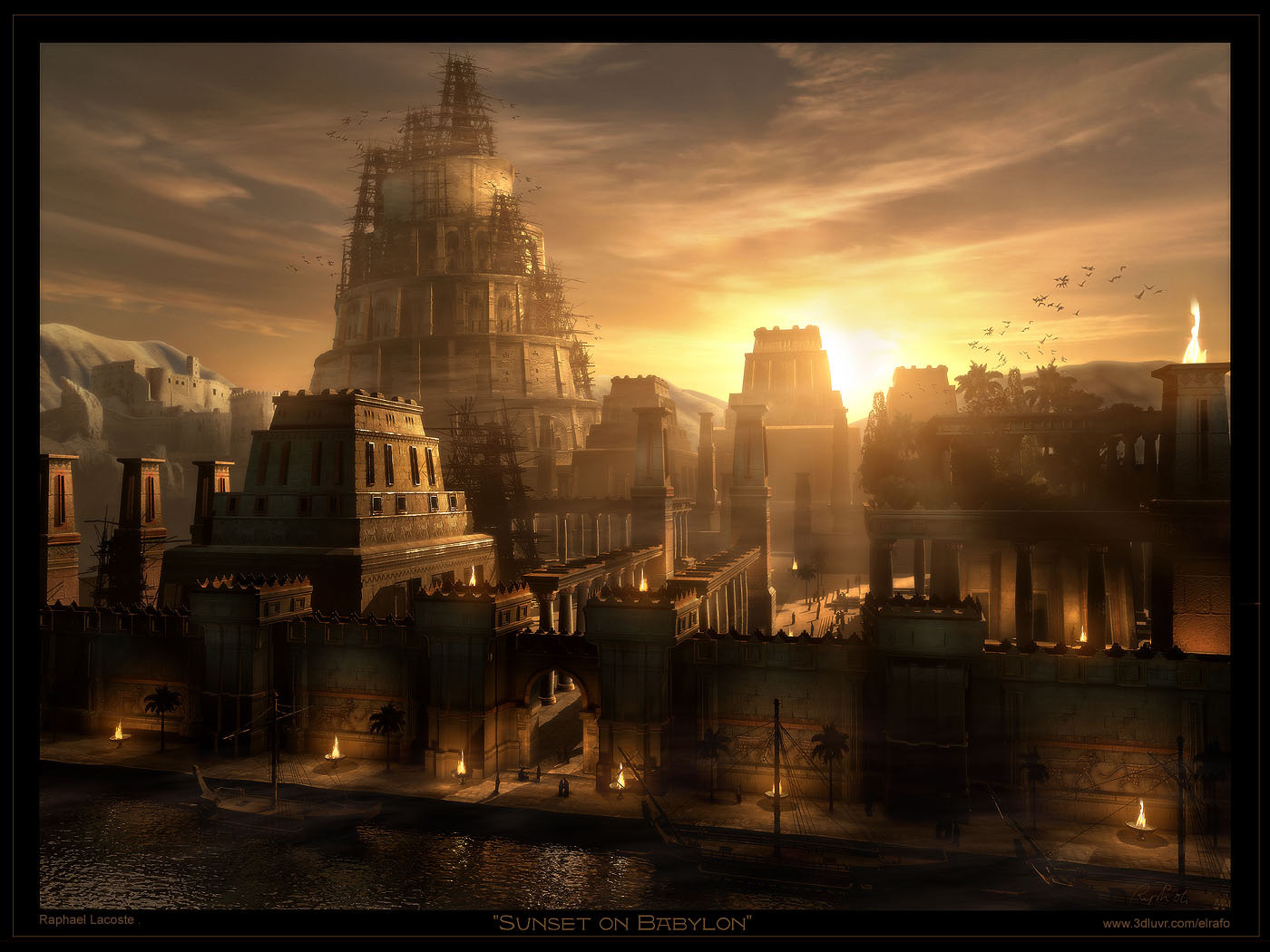 Sunset+on+Babylon