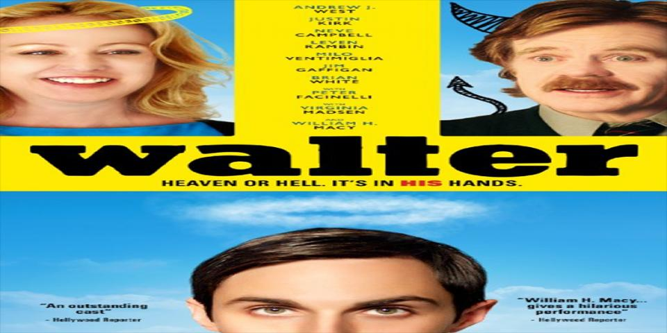 Phim Anh Chàng Soát Vé VietSub HD | Walter 2015