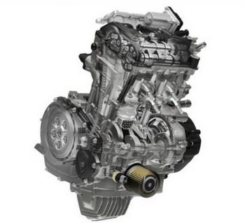 Mesin Honda CBR250RR