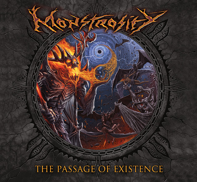 monstrosity the passage of existence