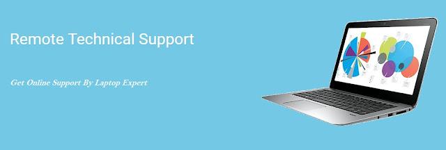 Online Laptop Tech Support