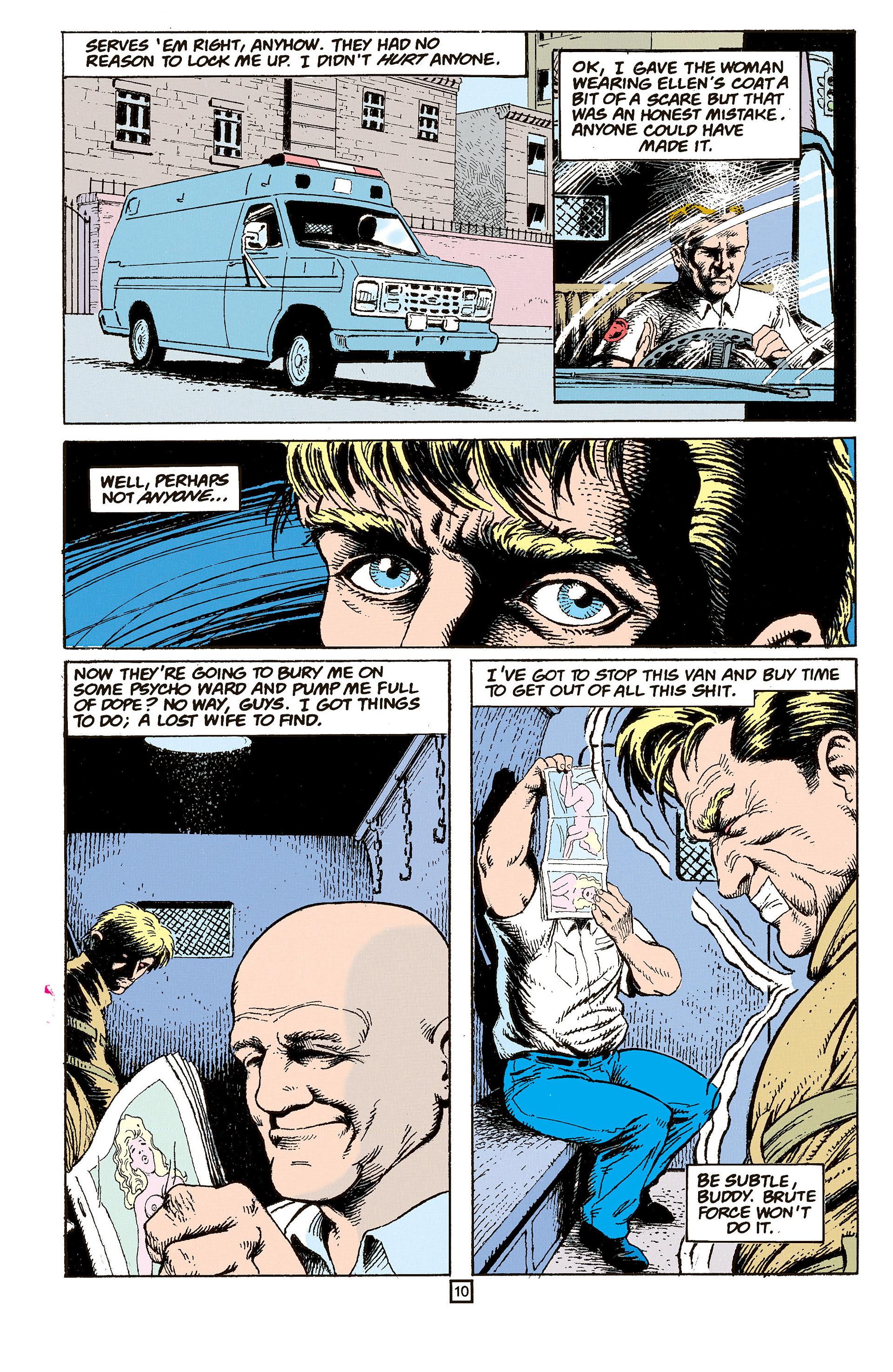 Read online Animal Man (1988) comic -  Issue #60 - 11