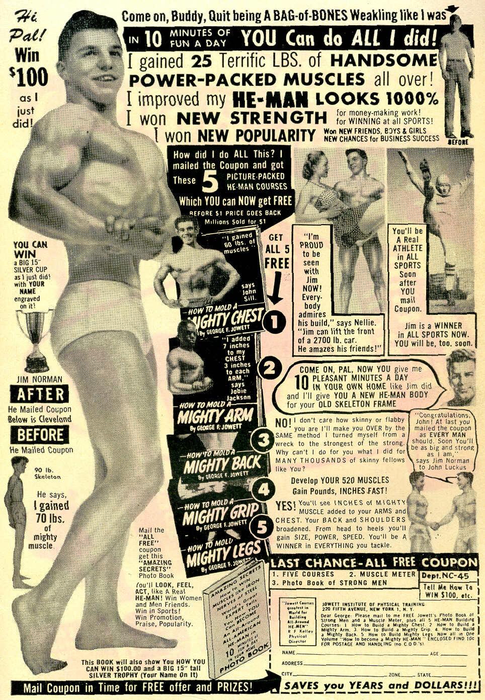 Strange Adventures (1950) issue 44 - Page 35