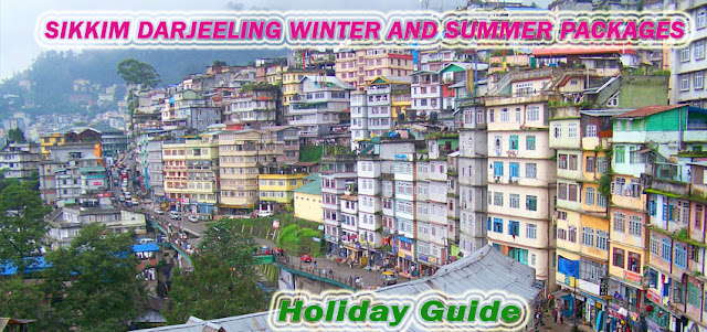 SIKKIM DARJEELING WINTER AND SUMMER PACKAGES