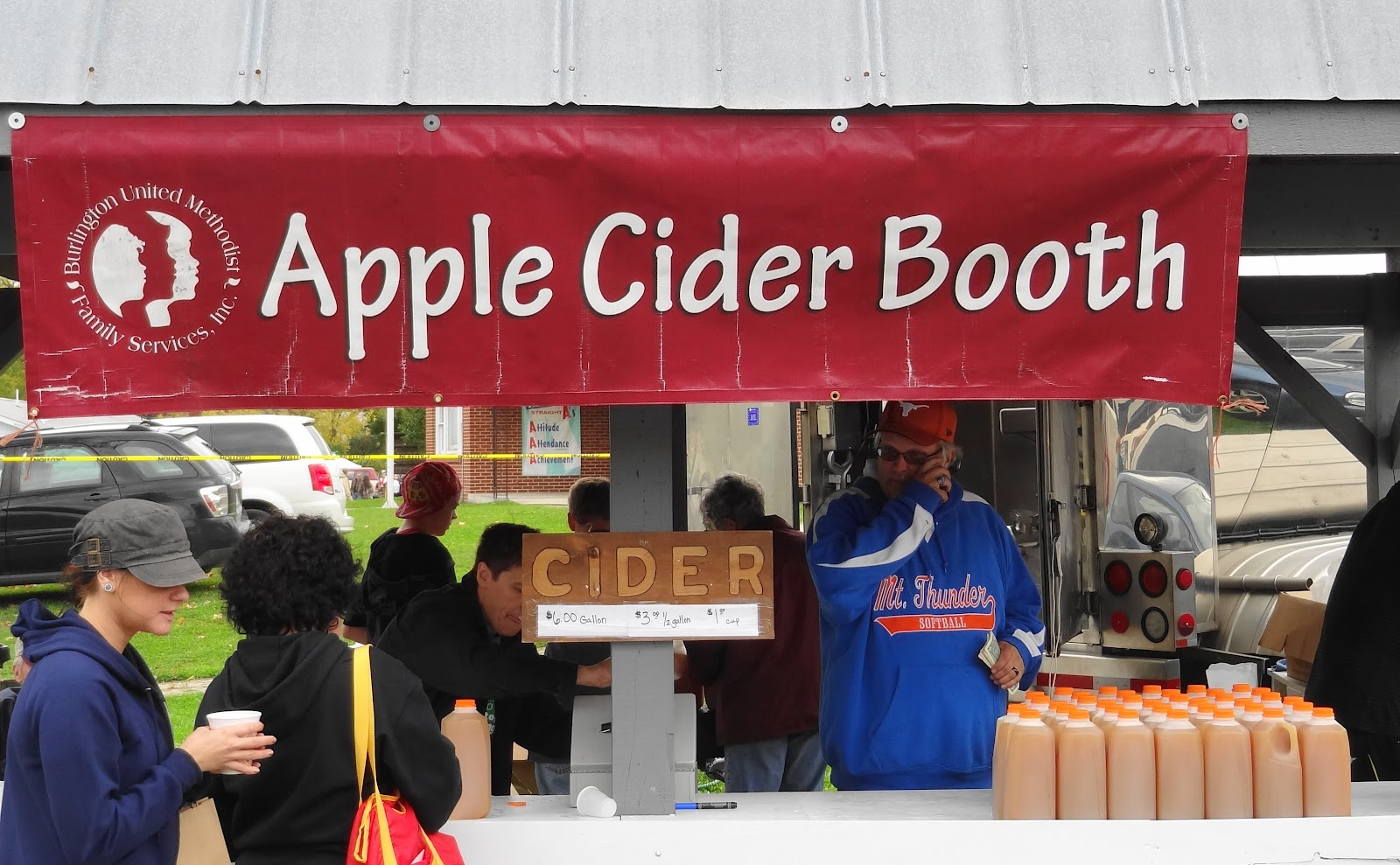 Apple Harvest Festival Pa How To Become A Food Vendors