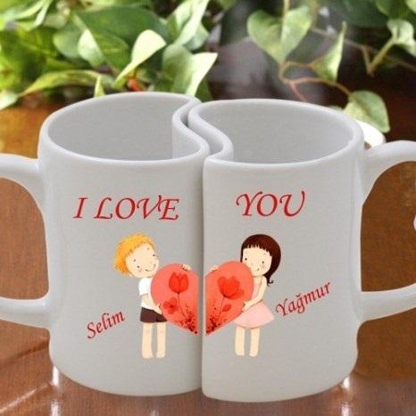 sevgiliye hediye, kişiye özel ucuz hediyeler, özel kupa bardak