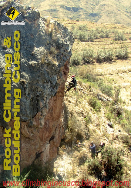 Bouldering And Rock Climbing Routes In Surrounding Of Cusco Canyoning