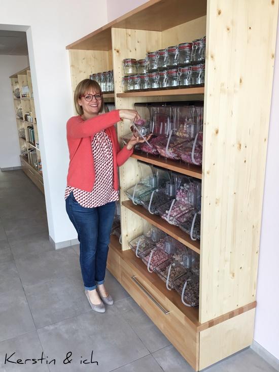 Judith Vogt unverpackt Süßigkeiten