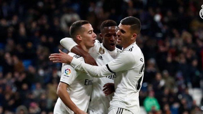 Kegembiraan Berlipat Vinicius Pasca Madrid Unggul Melawan Espanyol