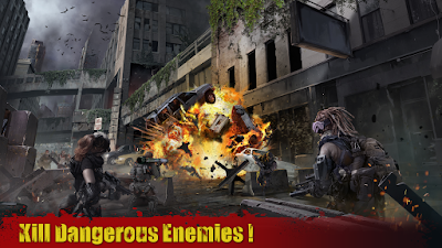 Dead Warfare Zombie Apk Mod v1.2.168 (Unlimited Ammo)