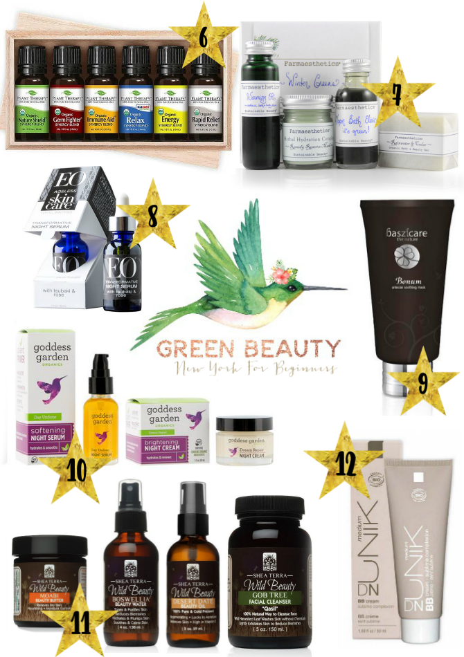 Green and organic gift ideas for the holidays at new york for beginners