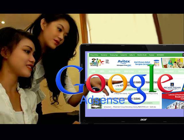 Cara Mendapatkan Gaji Tiap Bulan Dari Google Adsense