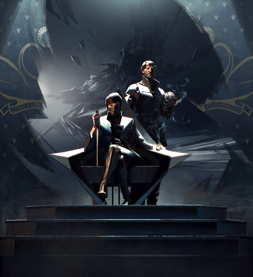 dishonored 2 throne