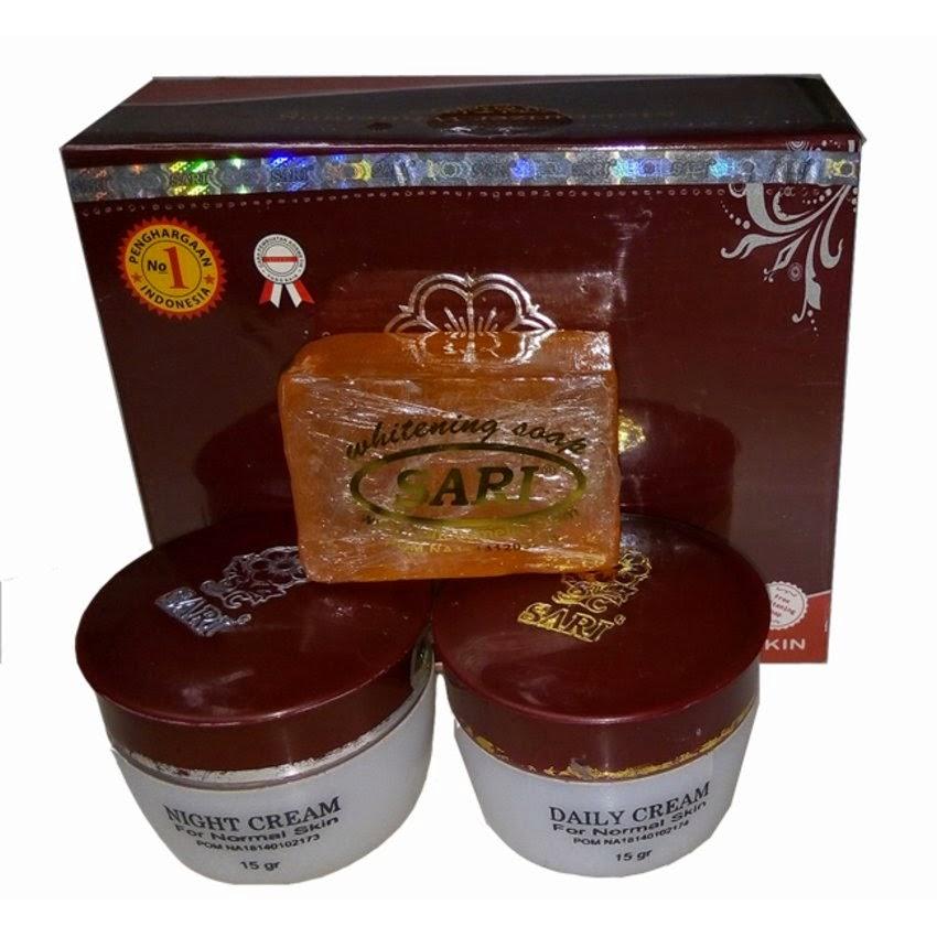 Cream Pemutih Wajah Alami Aman Dan BPOM