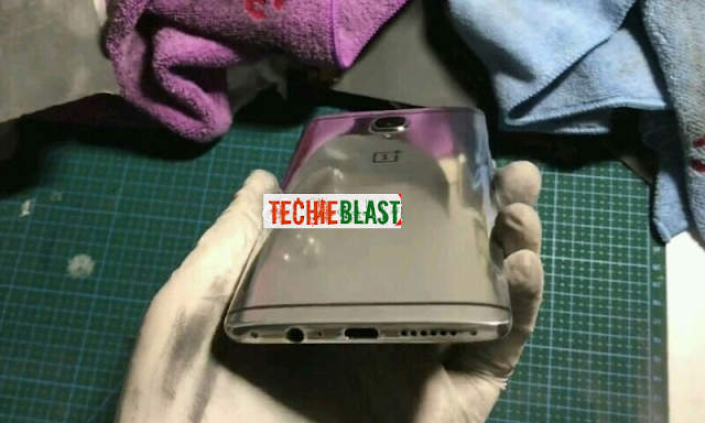 Could this be our first look at the Chromium OnePlus 3T?
