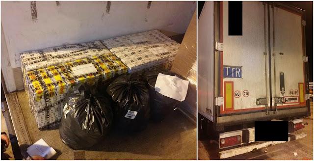 Σύλληψη 52χρονου στην Ηγουμενίτσα με 5.000 λαθραία πακέτα τσιγάρα (+ΦΩΤΟ)