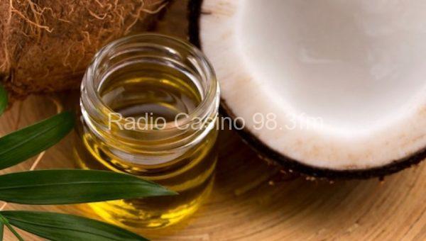 Beneficios del aceite de coco en la salud