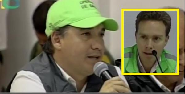 """El gober de Chiapas regañó al secretario de salud por """"inepto"""""""